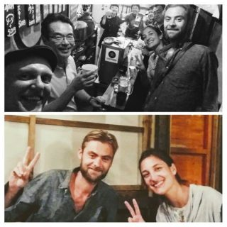 Anders & Nadia, so much fun having you stay at Jam Jar Lounge, please come back soon, we miss you! 🇸🇪🇪🇸🇯🇵