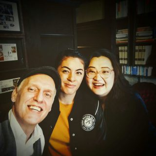 Jenny & Roxy, what a pleasure hosting you both on your recent stay in Kyoto