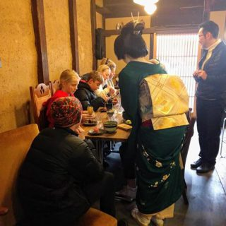 """Our popular """"Intimate Afternoon with Geisha Tour"""""""